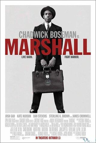 Tuổi Trẻ Của Marshall Marshall.Diễn Viên: Chadwick Boseman,Josh Gad,Kate Hudson