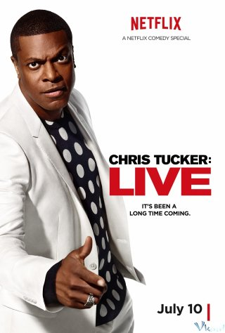 Chris Tucker Độc Thoại Chris Tucker Live.Diễn Viên: Ryan Reynolds,Justice Smith,Kathryn Newton,Bill Nighy,Suki Waterhouse
