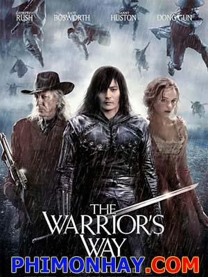 Con Đường Chiến Binh The Warriors Way.Diễn Viên: Dong,Gun Jang,Kate Bosworth,Geoffrey Rush