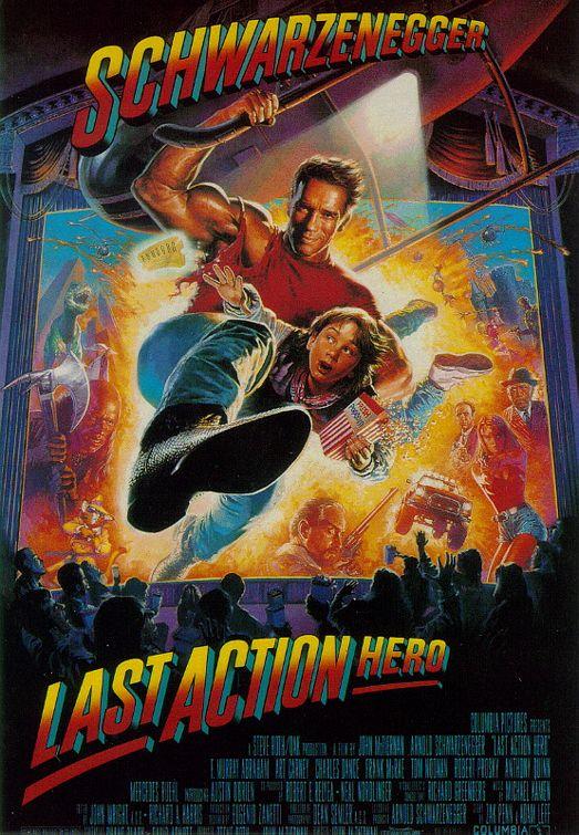 Người Hùng Cuối Cùng Last Action Hero.Diễn Viên: Arnold Schwarzenegger,Art Carney,F Murray Abraham