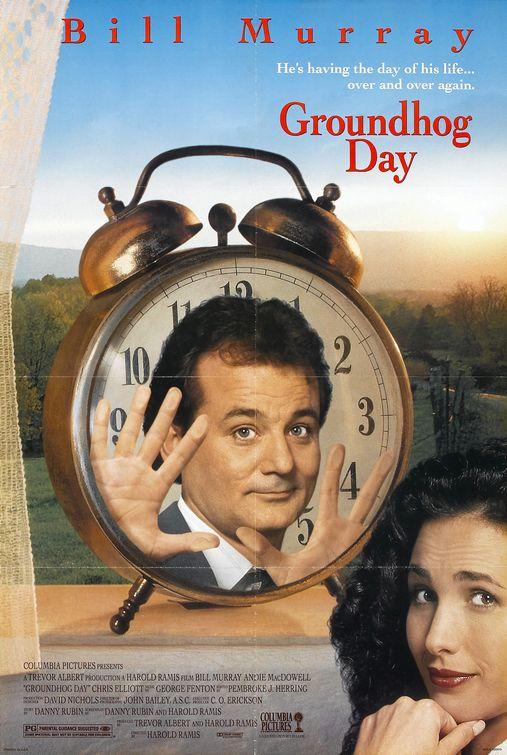 Ngày Chuột Chũi - Groundhog Day