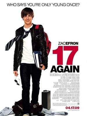 Trở Lại Tuổi 17 17 Again.Diễn Viên: Leslie Mann,Matthew Perry,Zac Efron
