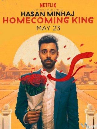 Câu Chuyện Về Quê Hương Hasan Minhaj: Homecoming King.Diễn Viên: Zoe Kazan,Jake Johnson,Ron Livingston