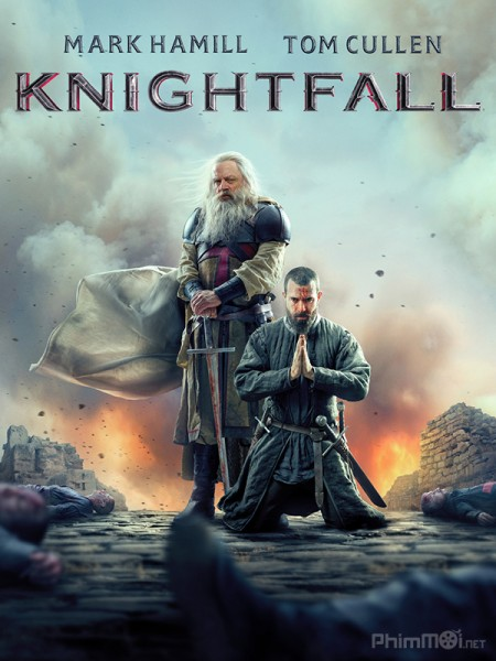Hiệp Sĩ Dòng Đền Phần 2 Knightfall Season 2.Diễn Viên: Anna Harr,Mark Grossman,London Grace