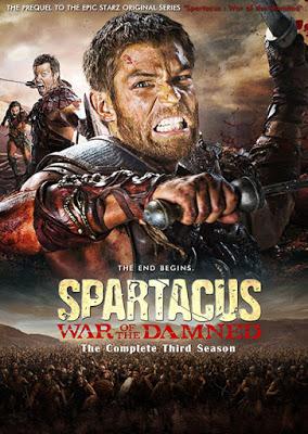 Spartacus Phần 3: Cuộc Chiến Nô Lệ Spartacus Season 3: War Of The Damned.Diễn Viên: Liam Mcintyre,Lucy Lawless,Manu Bennett
