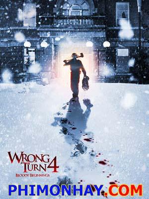 Ngã Rẽ Tử Thần Wrong Turn 4: Bloody Beginnings.Diễn Viên: Deablane Cypurda And Tenika Davis