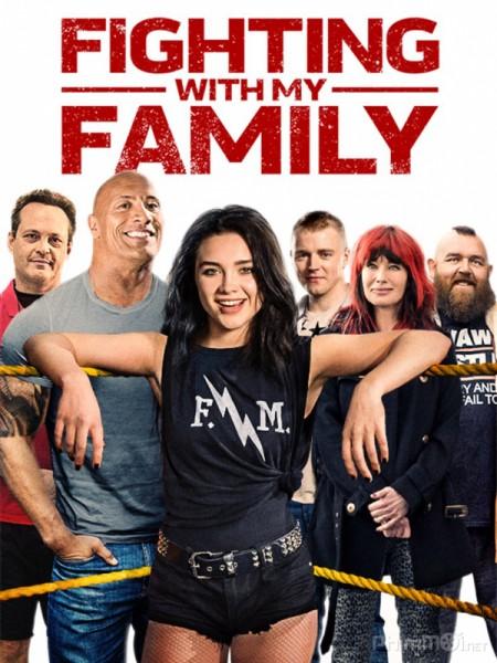 Gia Đình Đại Chiến Fighting With My Family.Diễn Viên: Essica Williams,Chris Odowd,Lakeith Stanfield