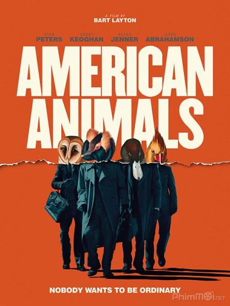 Đồ Quỷ Mỹ - American Animals