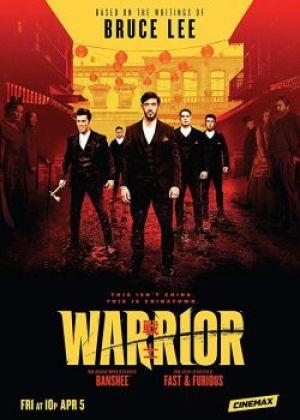 Giang Hồ Phố Hoa Phần 1 - Warrior Season 1