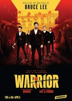 Giang Hồ Phố Hoa Phần 1 Warrior Season 1.Diễn Viên: Olga Kurylenko,Michaël Abiteboul,Alban Lenoir,Sébastien Lalanne