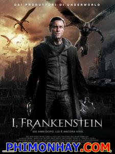 Chiến Binh Frankenstein I Am Frankenstein.Diễn Viên: Aaron Eckhart,Bill Nighy,Miranda Otto