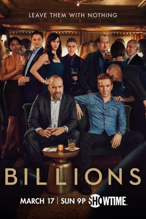 Cuộc Chơi Bạc Tỷ Phần 4 - Billions Season 4