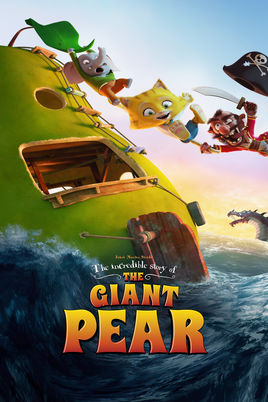 Cuộc Phiêu Lưu Của Quả Lê Khổng Lồ The Incredible Story Of The Giant Pear.Diễn Viên: Gabriel Damon,Mickey Rooney,Rene Auberjonois