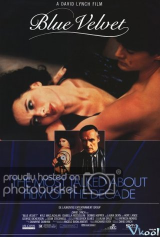 Nhung Xanh Blue Velvet.Diễn Viên: Isabella Rossellini,Kyle Maclachlan,Dennis Hopper