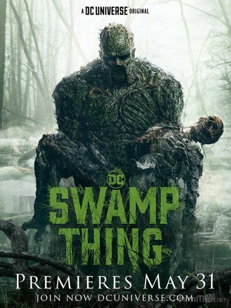 Quái Vật Đầm Lầy Phần 1 Swamp Thing Season 1.Diễn Viên: Szeto Fat Ching,Rachel Chan,Priscilla Wong