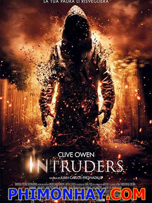 Bóng Ma Tàn Ác - Intruders