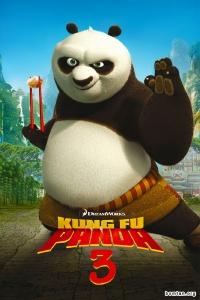Kung Fu Gấu Trúc 3 - Kung Fu Panda 3 Thuyết Minh (2008)