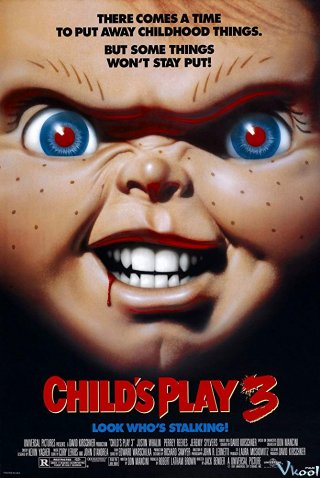 Ma Búp Bê 3 - Childs Play 3