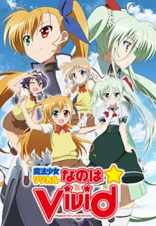 Mahou Shoujo Lyrical Nanoha Vivid Magical Girl Lyrical Nanoha Vivid