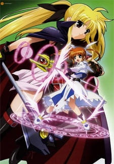 Mahou Shoujo Lyrical Nanoha Magical Girl Lyrical Nanoha