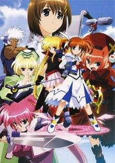 Mahou Shoujo Lyrical Nanoha As Magical Girl Lyrical Nanoha As