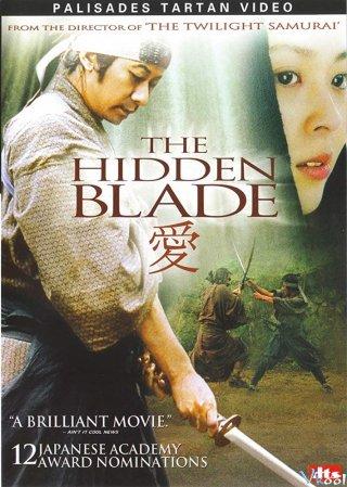 Ẩn Kiếm Quỷ Trảo The Hidden Blade.Diễn Viên: Masatoshi Nagase,Takako Matsu,Hidetaka Yoshioka