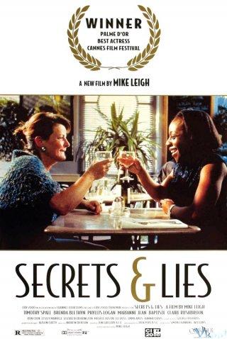 Bí Mật Và Dối Trá Secrets & Lies.Diễn Viên: Timothy Spall,Brenda Blethyn,Phyllis Logan