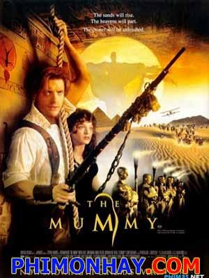 Xác Ướp Ai Cập 1 The Mummy 1.Diễn Viên: Brendan Fraser,Rachel Weisz,John Hannah
