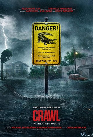Địa Đạo Cá Sấu Tử Thần - Crawl Việt Sub (2019)