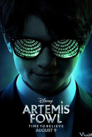 Thế Giới Kỳ Ảo - Artemis Fowl Thuyết Minh (2020)