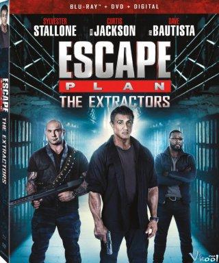 Vượt Ngục 3: Giải Cứu - Escape Plan: The Extractors Thuyết Minh (2019)