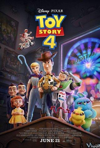 Câu Chuyện Đồ Chơi 4 - Toy Story 4