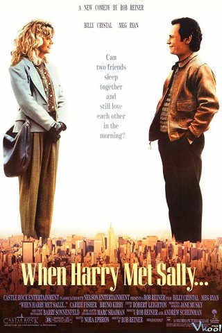 Khi Harry Gặp Sally When Harry Met Sally.Diễn Viên: Billy Crystal,Meg Ryan,Carrie Fisher,Bruno Kirby,Steven Ford,Lisa Jane Persky