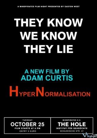 Siêu Bình Thường Hóa Hypernormalisation.Diễn Viên: Josh Brolin,Benicio Del Toro,Isabela Moner