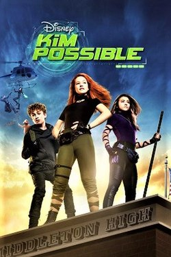 Kim Possible Kim 5+.Diễn Viên: Sadie Stanley,Sean Giambrone,Ciara Riley Wilson
