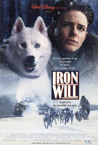 Ý Chí Sắt Đá Iron Will.Diễn Viên: Mackenzie Astin,Kevin Spacey,David Ogden Stiers