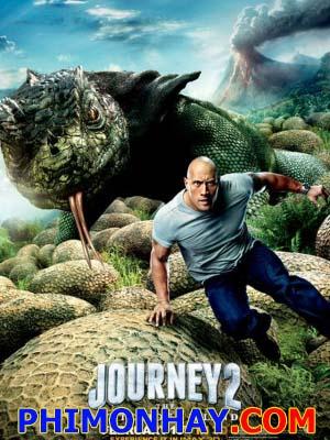 Hòn Đảo Huyền Bí Journey 2: The Mysterious Island.Diễn Viên: Josh Hutcherson Dwayne Johnson,Michael Caine