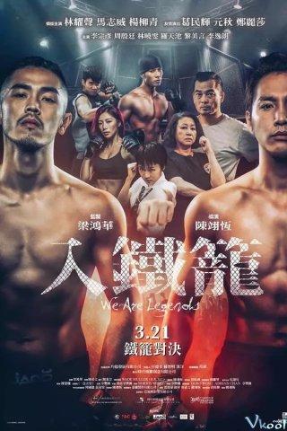 Huyền Thoại Đấm Bốc - We Are Legends Thuyết Minh (2019)