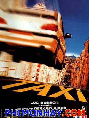 Quái Xế Taxi Phần 1 Taxi 1.Diễn Viên: Samy Naceri,Frédéric Diefenthal,Marion Cotillard