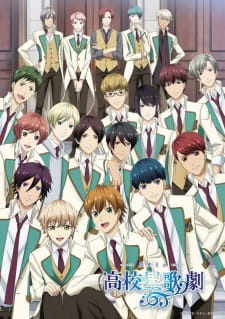 Starmyu 3Rd Season: Koukou Hoshi Kageki 3Rd Season High School Star Musical 3Rd Season, Starmu.Diễn Viên: Club,To,Death Angel Dokuro,Chan 2