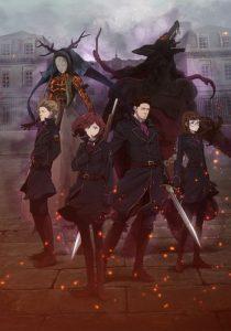 Những Thiên Thần Sa Ngã 2 Fairy Gone 2Nd Season.Diễn Viên: Himika Akaneya,Miyu Kubota,Serizawa Yuu