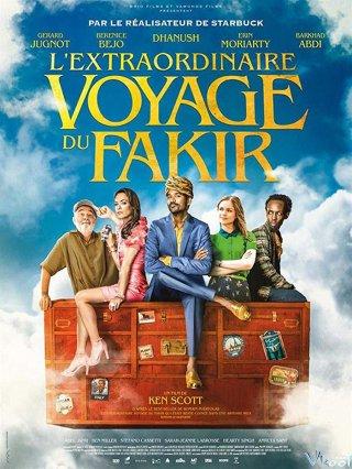 Hành Trình Phi Phàm Của Fakir The Extraordinary Journey Of The Fakir.Diễn Viên: Dhanush,Bérénice Bejo,Erin Moriarty,Barkhad Abdi,Gérard Jugnot