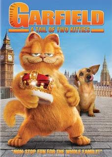 Chú Mèo Siêu Quậy - Garfield