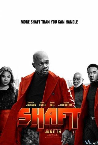 Thám Tử Shaft Shaft.Diễn Viên: Samuel L Jackson,Jessie T Usher,Richard Roundtree
