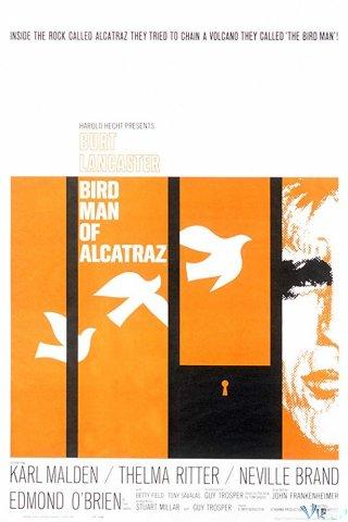 Hải Đảo Ngục Tù Alcatraz - Birdman Of Alcatraz