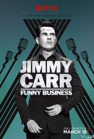 Câu Chuyện Kinh Doanh - Jimmy Carr: Funny Business