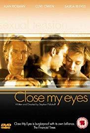 Nhắm Mắt Lại - Close My Eyes