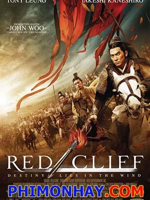 Đại Chiến Xích Bích 1 Red Cliff 1.Diễn Viên: Tony Leung Chiu Wai,Takeshi Kaneshiro,Fengyi