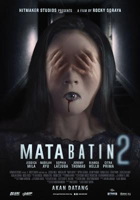 Mắt Âm 2: Con Mắt Thứ Ba Phần 2 - The 3Rd Eye 2: The Third Eye 2, Mata Batin 2