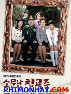 Những Nàng Công Chúa Nổi Tiếng Famous Princesses.Diễn Viên: Kim Hye Sun,Lee Tae Ran,Choi Jung Won